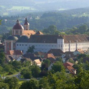 Stiftskirche Pöllau, © Martin Ziverts