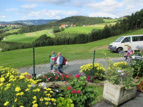 Blumenwandertag ©Gemeinde Pöllauberg