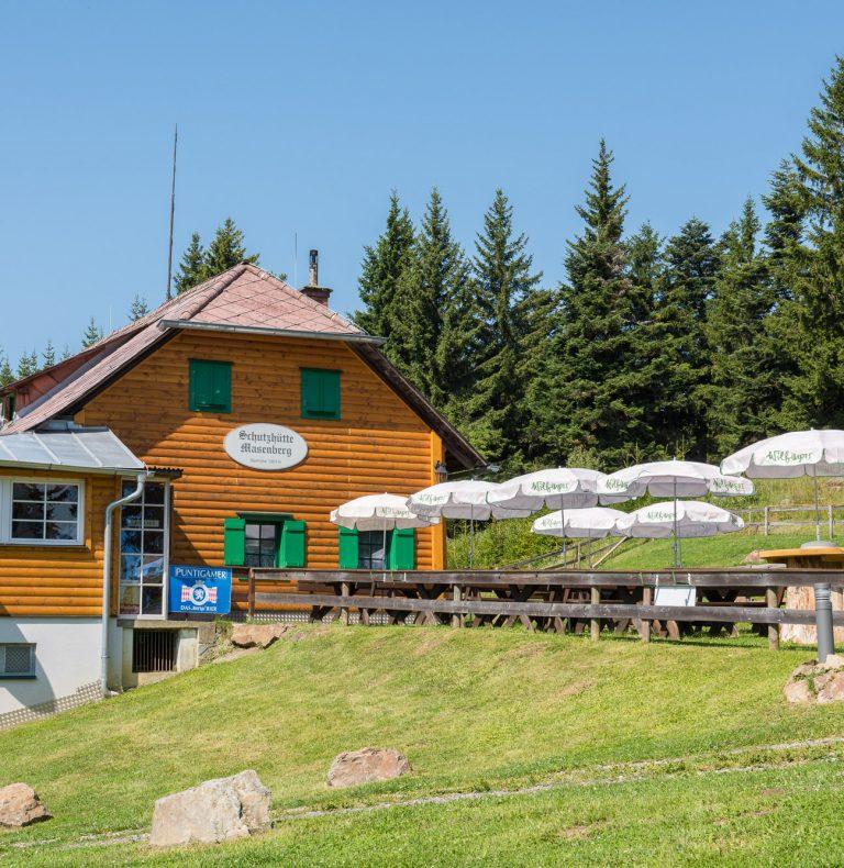 Kernstockhütte Masenberge © Hemut Schweighofer