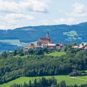Wallfahrtskirche Pöllauberg, © Helmut Schweighofer