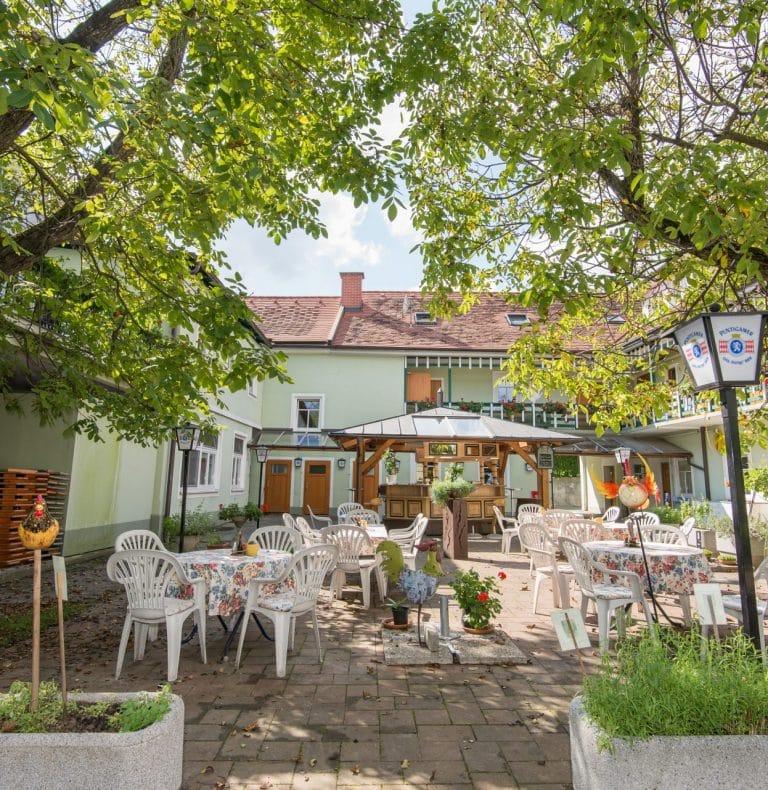 Gasthof Restaurant Hubmann ©Helmut Schweighofer