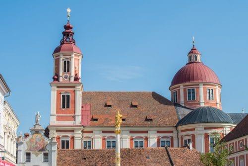 Kirche Pöllau