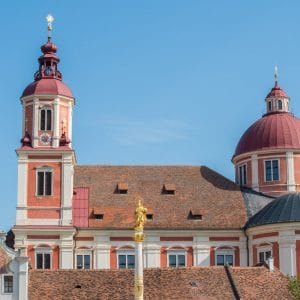 Kirche Pöllau, © Helmut Schweighofer