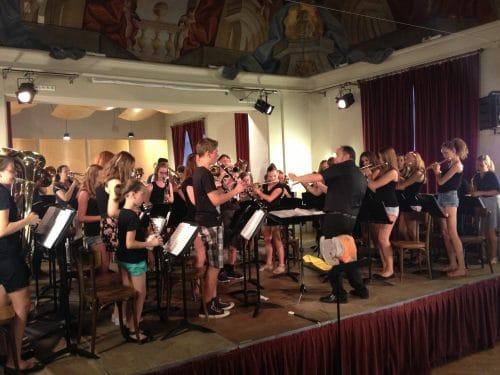 Abschlusskonzert Musikschule © Monika Hofstätter