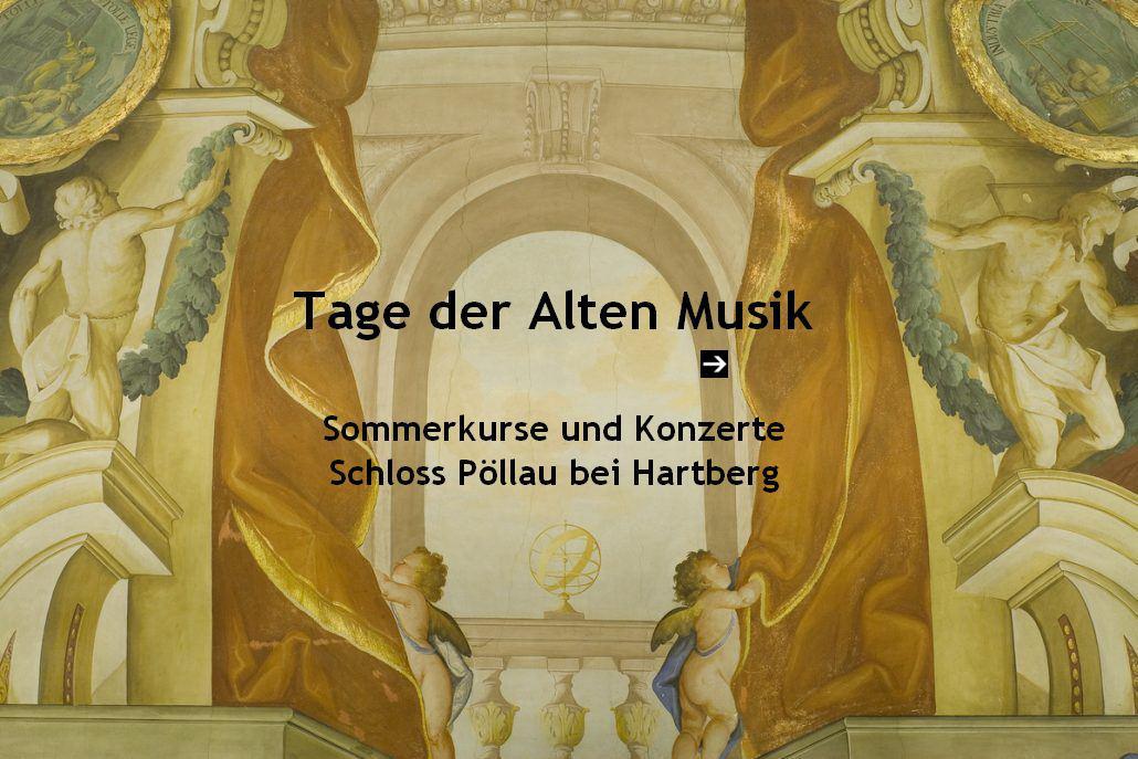 ©Tage der Alten Musik