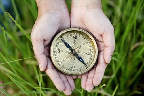 Kompass ©Qpicimages