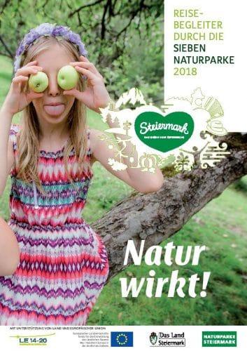 Natur wirkt Titelseite