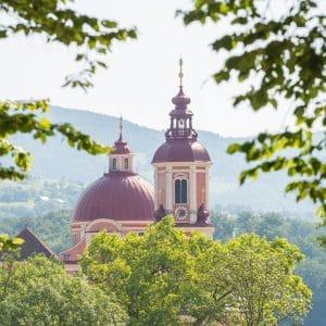 Pfarrkirche Pöllau, ©Helmut Schweighofer
