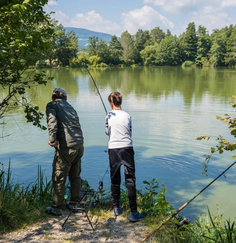 Fischen ©Helmut Schweighofer