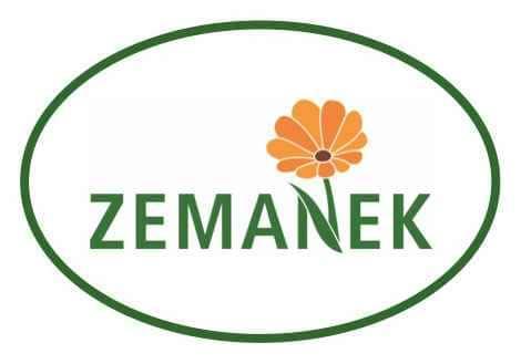 Zemanek Logo Oval