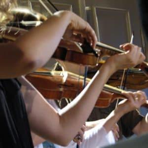 Geigen © Tage der Alten Musik