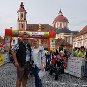Radjugendtour Pöllau ©Christine Schwetz