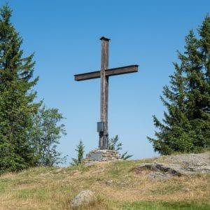 Gipfelkreuz Masenberg ©Helmut Schweighofer