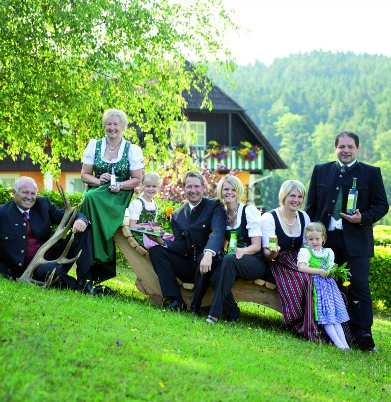 Familienfoto _©Waldhof Muhr
