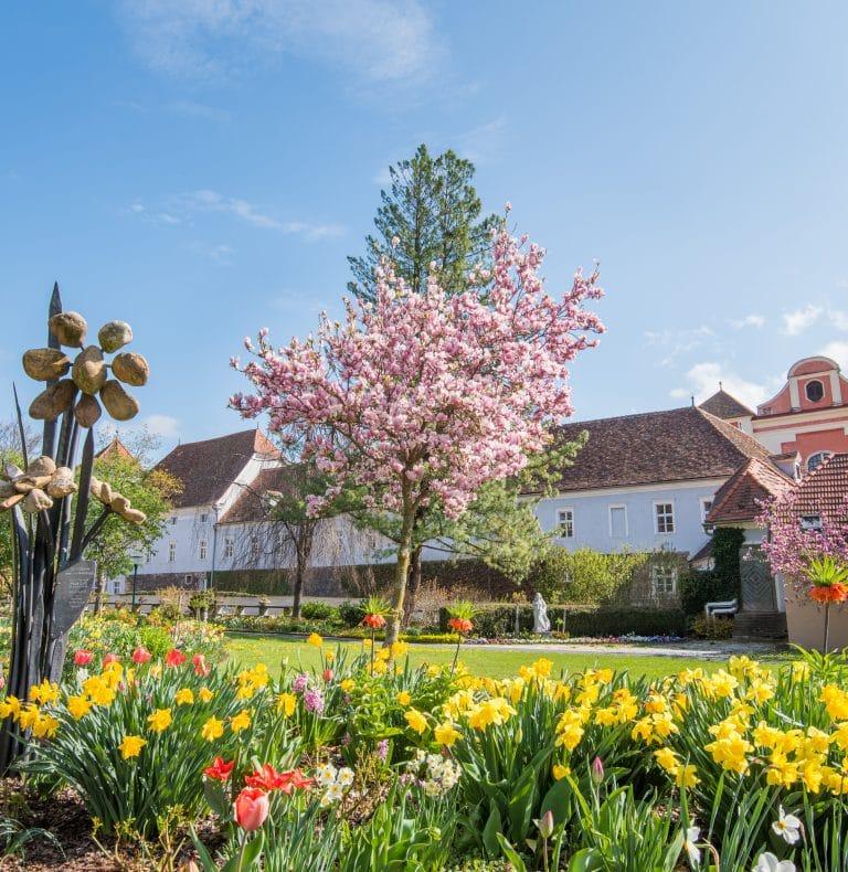 Schlosspark Pöllau ©Helmut Schweighofer