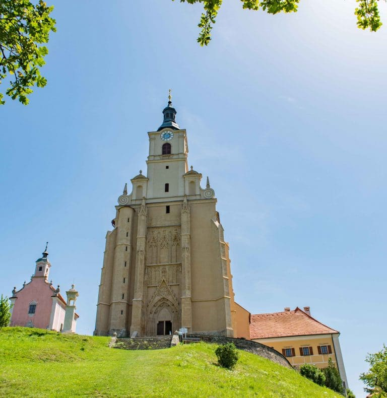 Kirche Pöllauberg ©Helmut Schweighofer