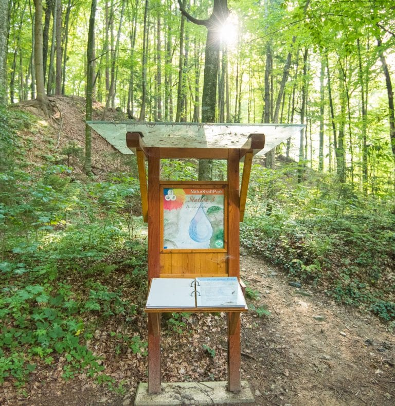 NaturKRAFTpark ©Helmut Schweighofer