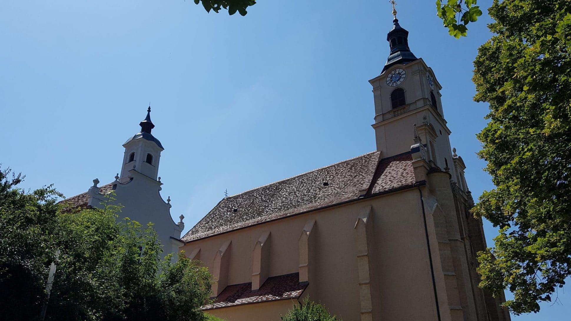 Wallfahrtskirche Pöllauberg, ©Christine Schwetz