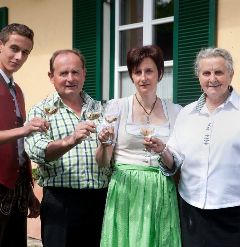 Familienfoto Kogler ©Kogler