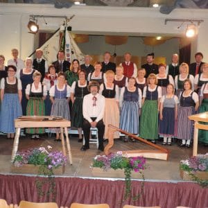 Singgemeinschaft Pöllauer Tal ©Alexandra Narrnhofer