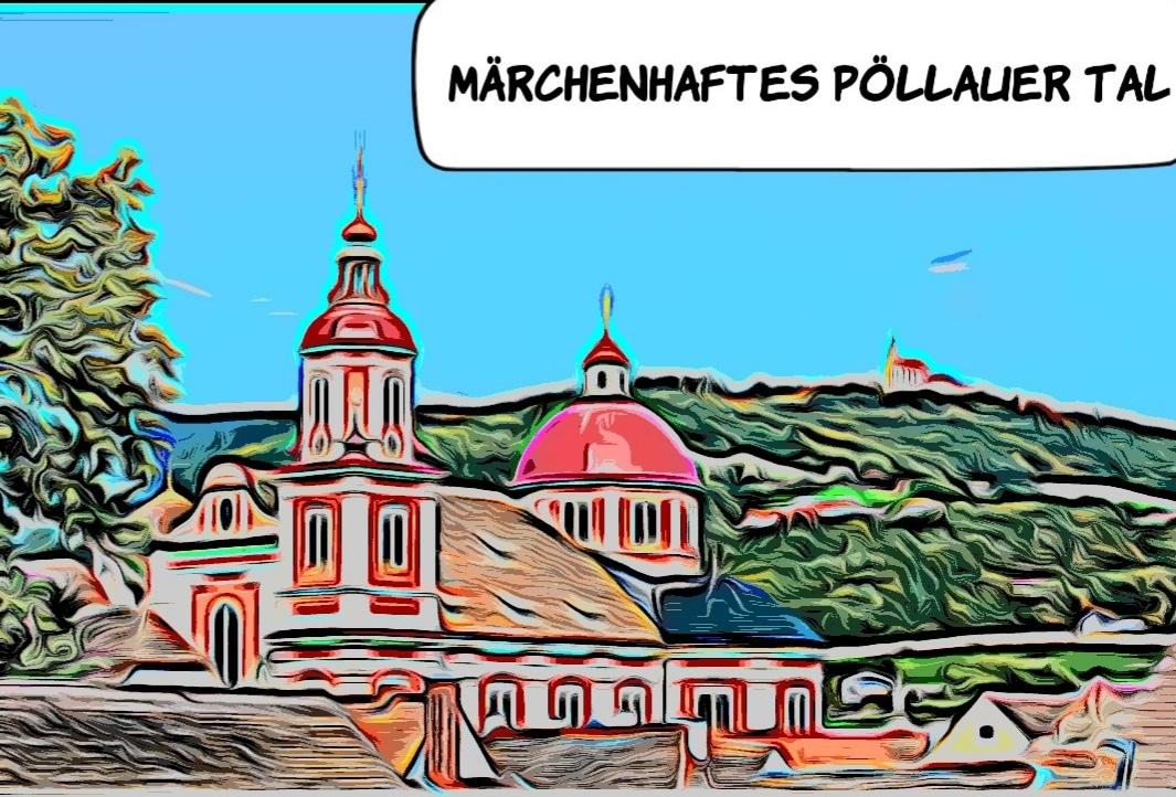Märchenhaftes Pöllauer Tal