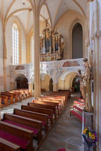 Orgel Pöllauberg, © gute Idee